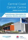 Radiotherapy information for patients, families and carers